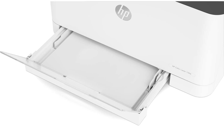 Impresora HP color láser 150a papel