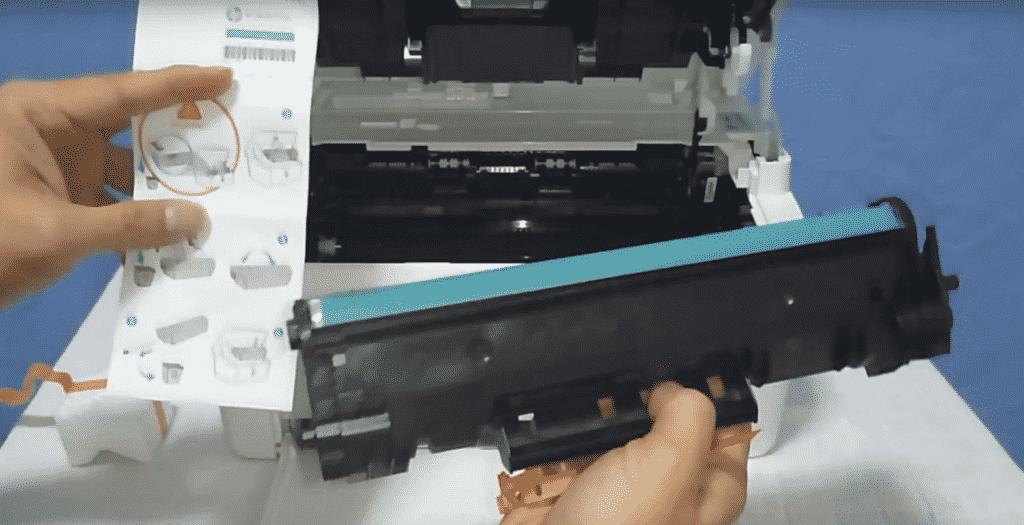 Toner HP LaserJet Pro M28w