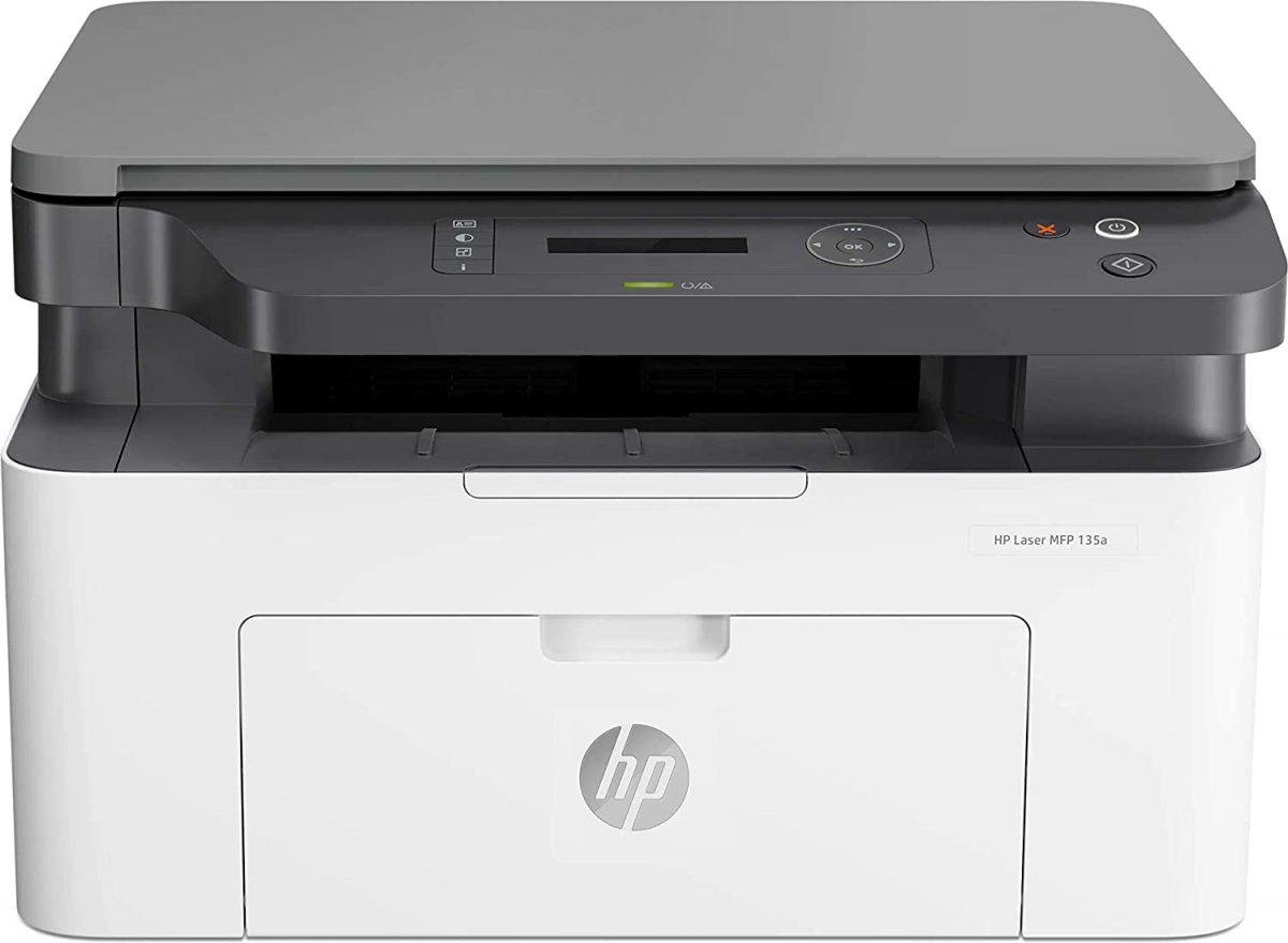HP Laser MFP 135w | Análisis y Opiniones