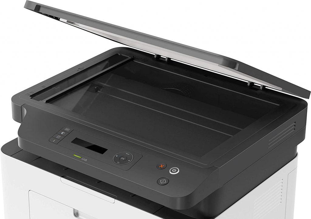 HP Laser MFP 135w escaner