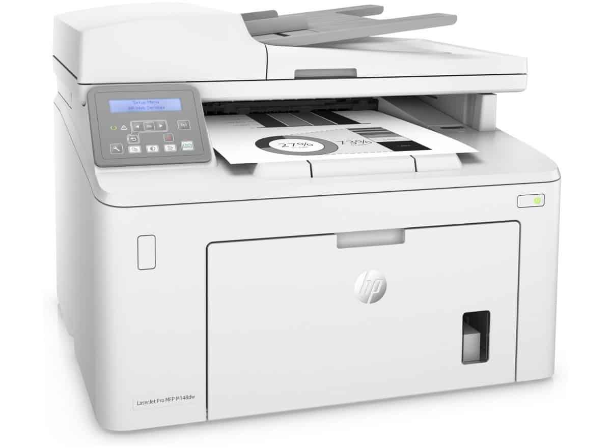 Impresora HP LaserJet Pro M148dw