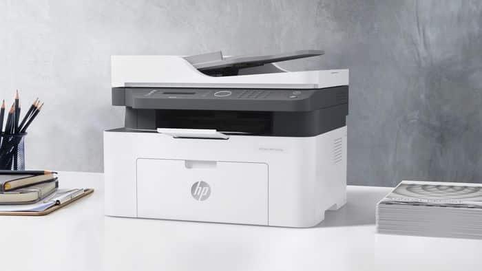 HP Laser MFP 137fnw análisis