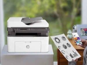 Impresoras HP Laser MFP 137fnw opiniones
