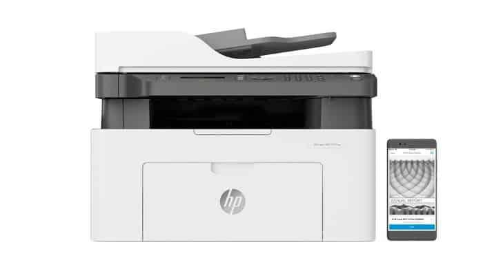 Impresoras HP Laser MFP 137fnw