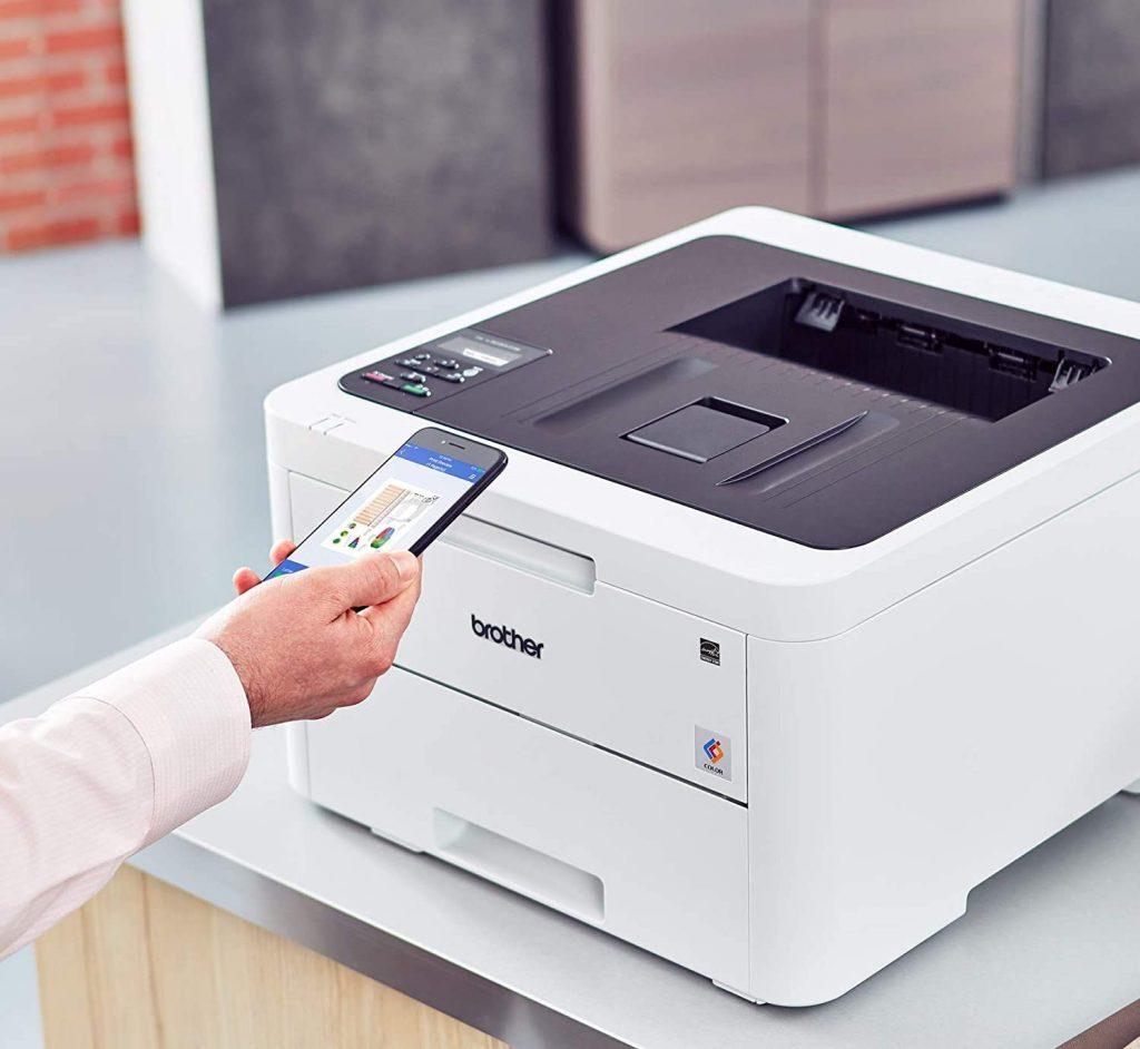 Impresora Brother HL-L3230CDW láser color
