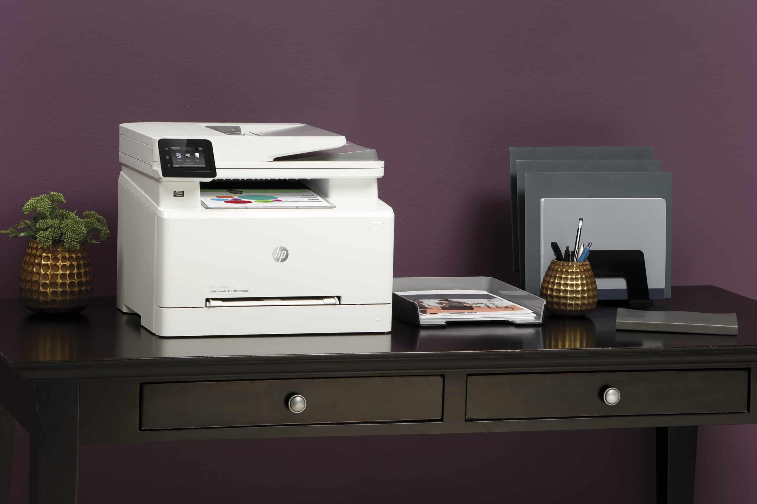 HP Color LaserJet Pro M283fdw