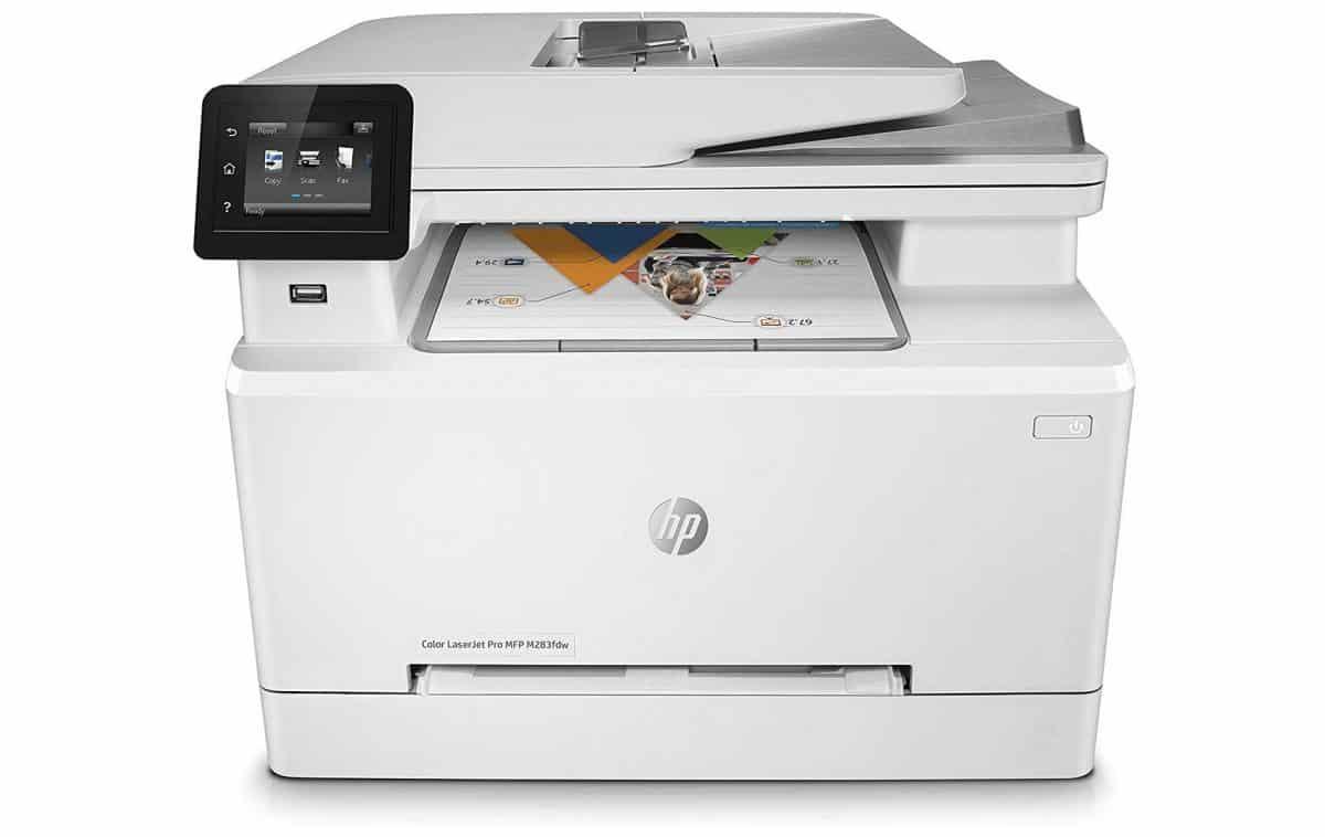 HP Color LaserJet Pro M283fdw | Análisis y Opiniones