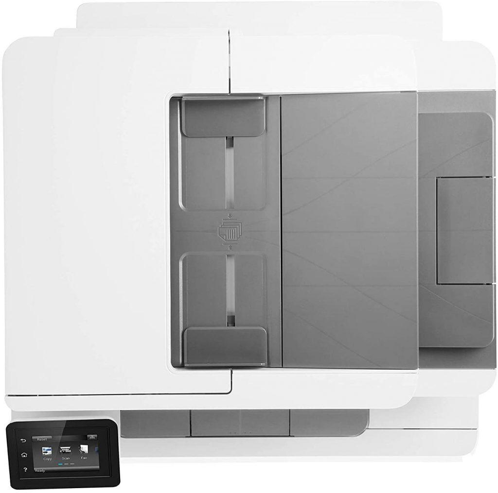 HP Color LaserJet Pro MFP M283fdw alimentador automático adf