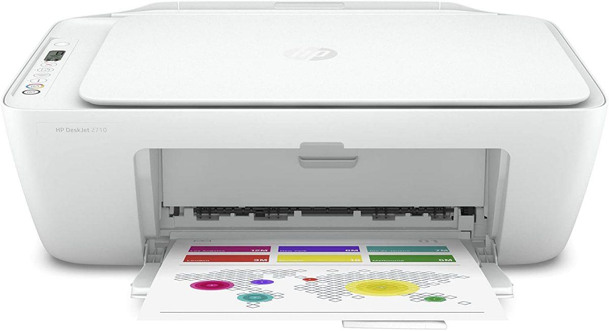 HP DeskJet 2710 | Análisis y Opiniones