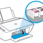 HP DeskJet 2710 cartuchos de tinta
