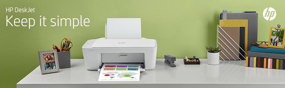 HP DeskJet 2710 wi fi