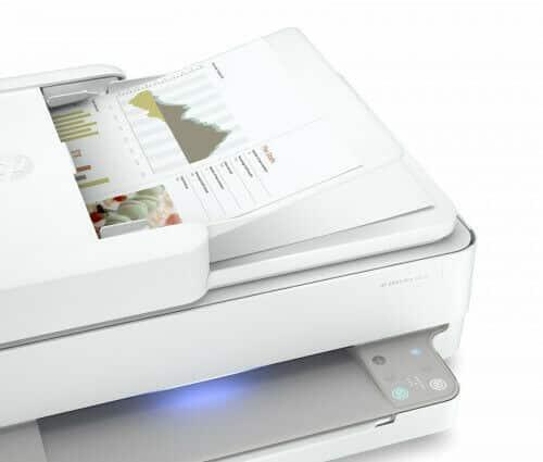 Impresora HP ENVY Pro 6420 escaner automatico adf