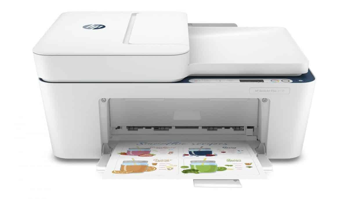 HP DeskJet Plus 4130 | Análisis y Opiniones