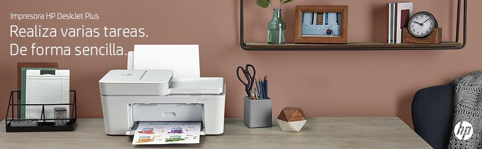 Multifunción HP DeskJet Plus 4130