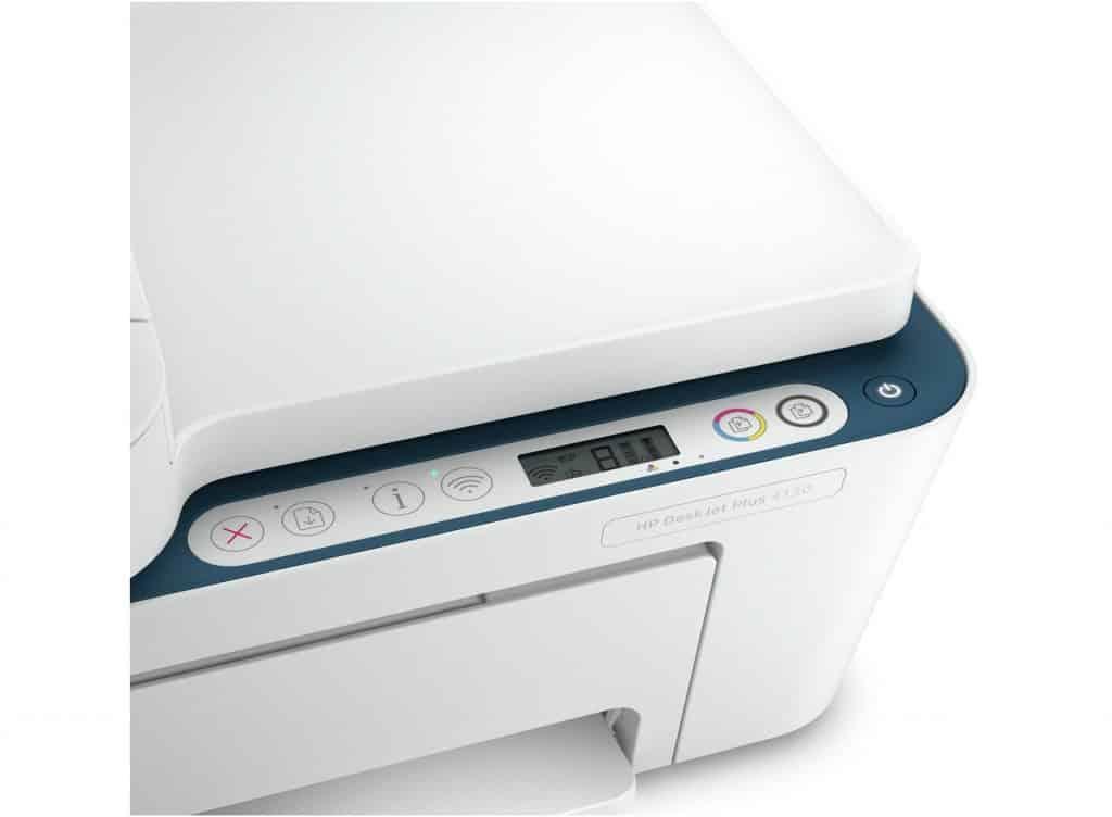 Impresora HP DeskJet Plus 4130 barata