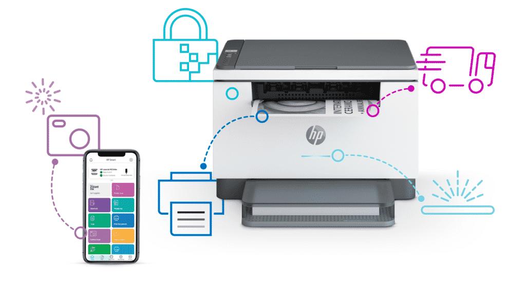 impresora HP LaserJet m234dw