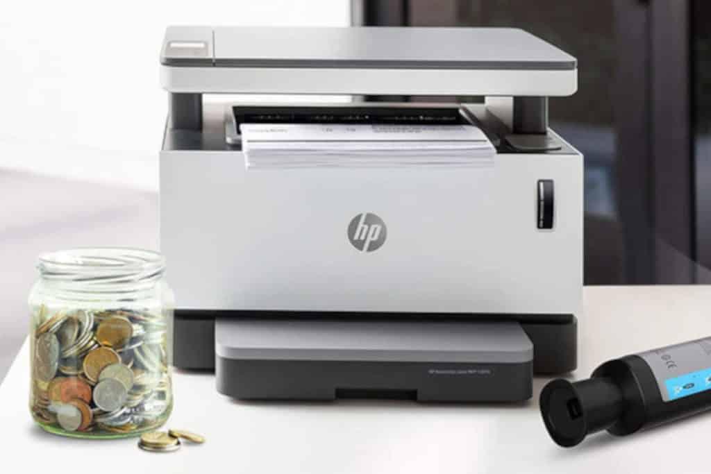 Impresora HP Neverstop Laser 1201n