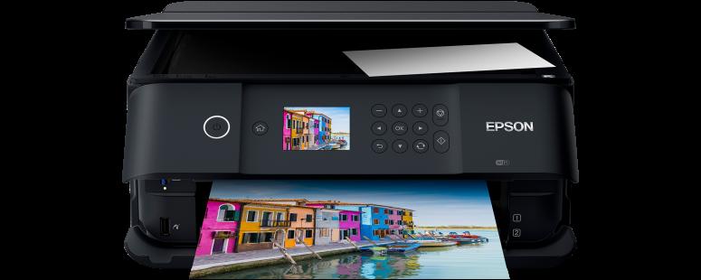 Cartuchos Impresora Epson Expression Premium XP-6000