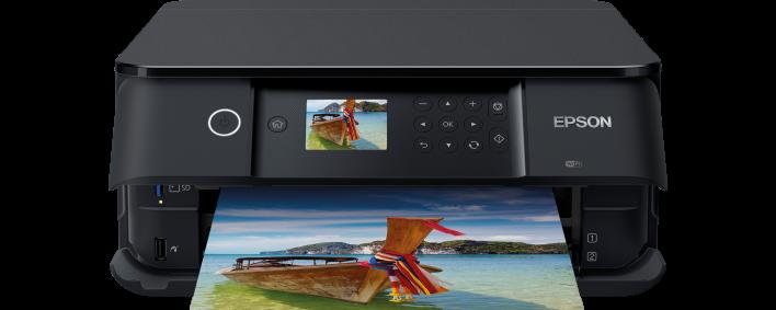 Cartuchos Impresora Epson Expression Premium XP-6100