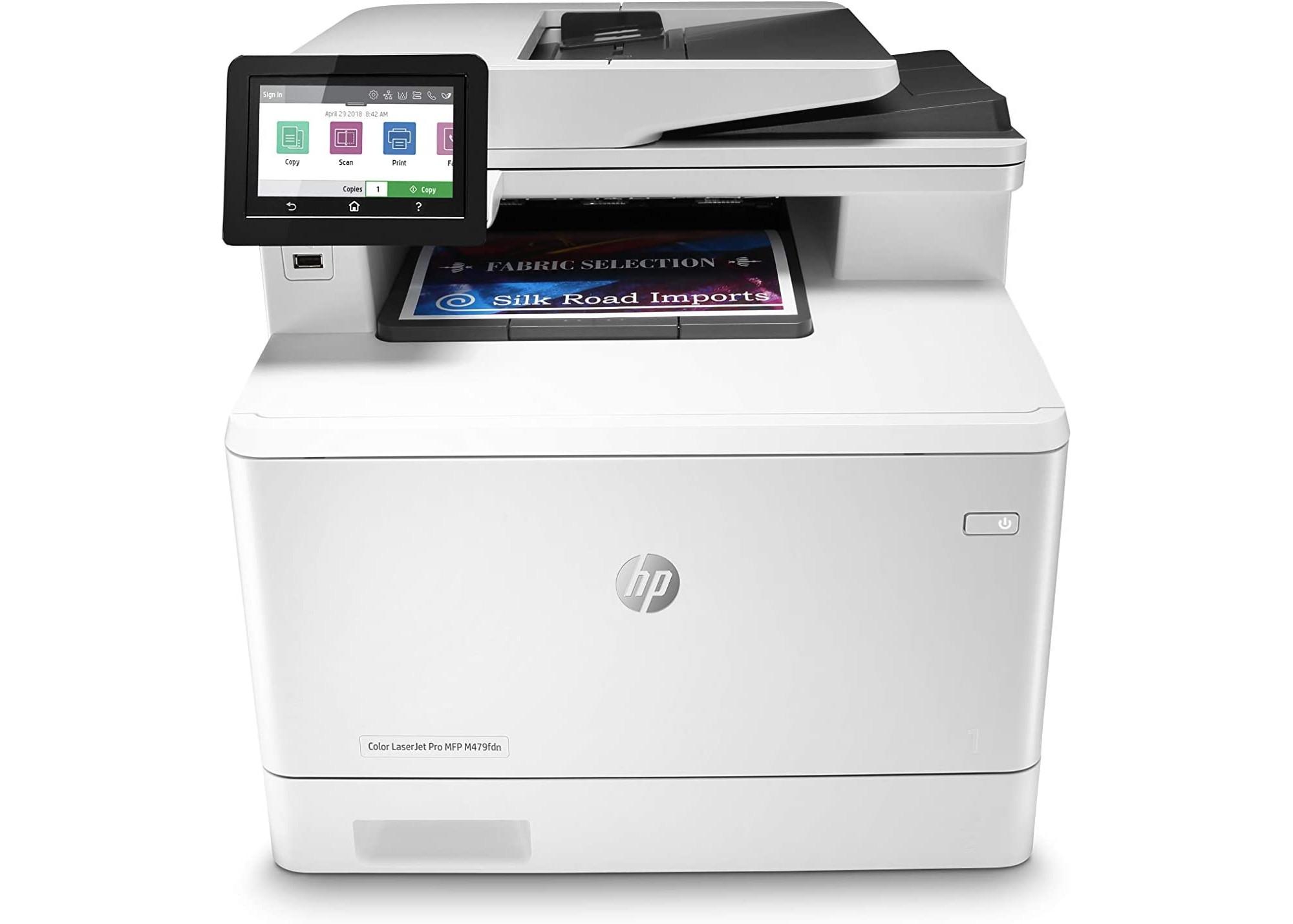 Tóner HP Color LaserJet Pro MFP M479DW