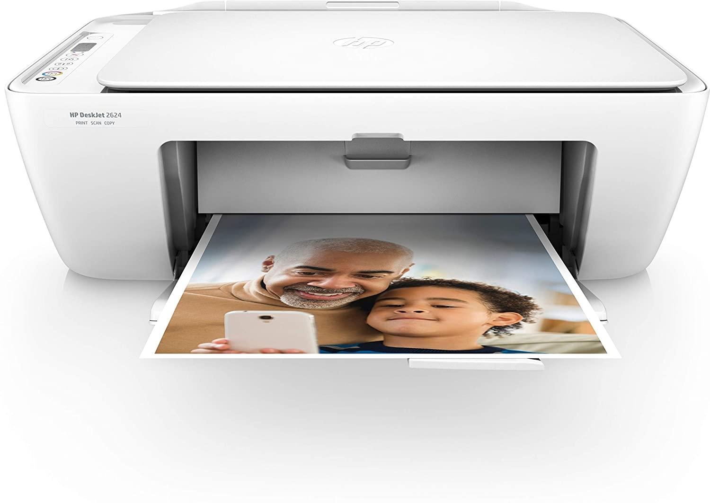 Cartuchos HP Deskjet 2624