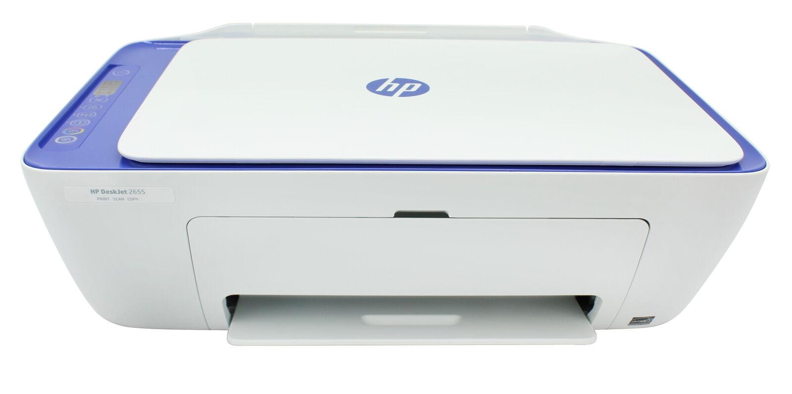 Cartuchos HP Deskjet 2655