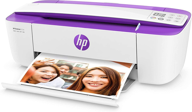 Cartuchos HP Deskjet 3724