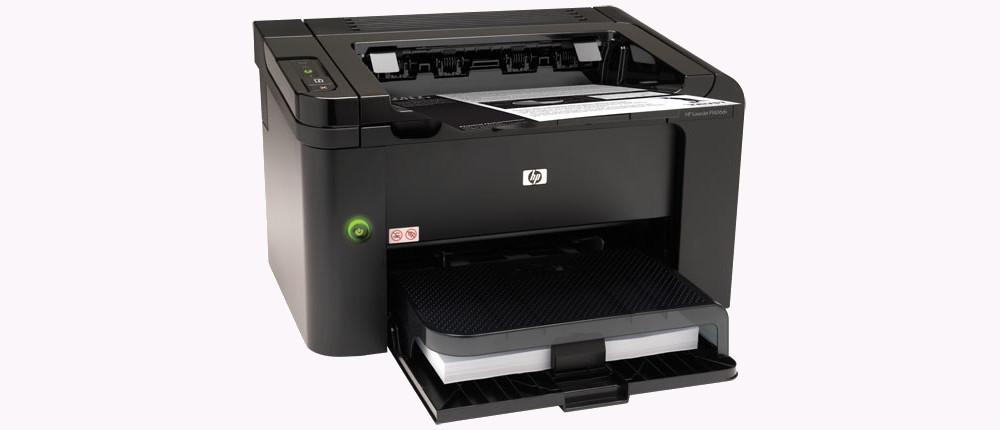 Tóner HP LaserJet Pro P1606dn