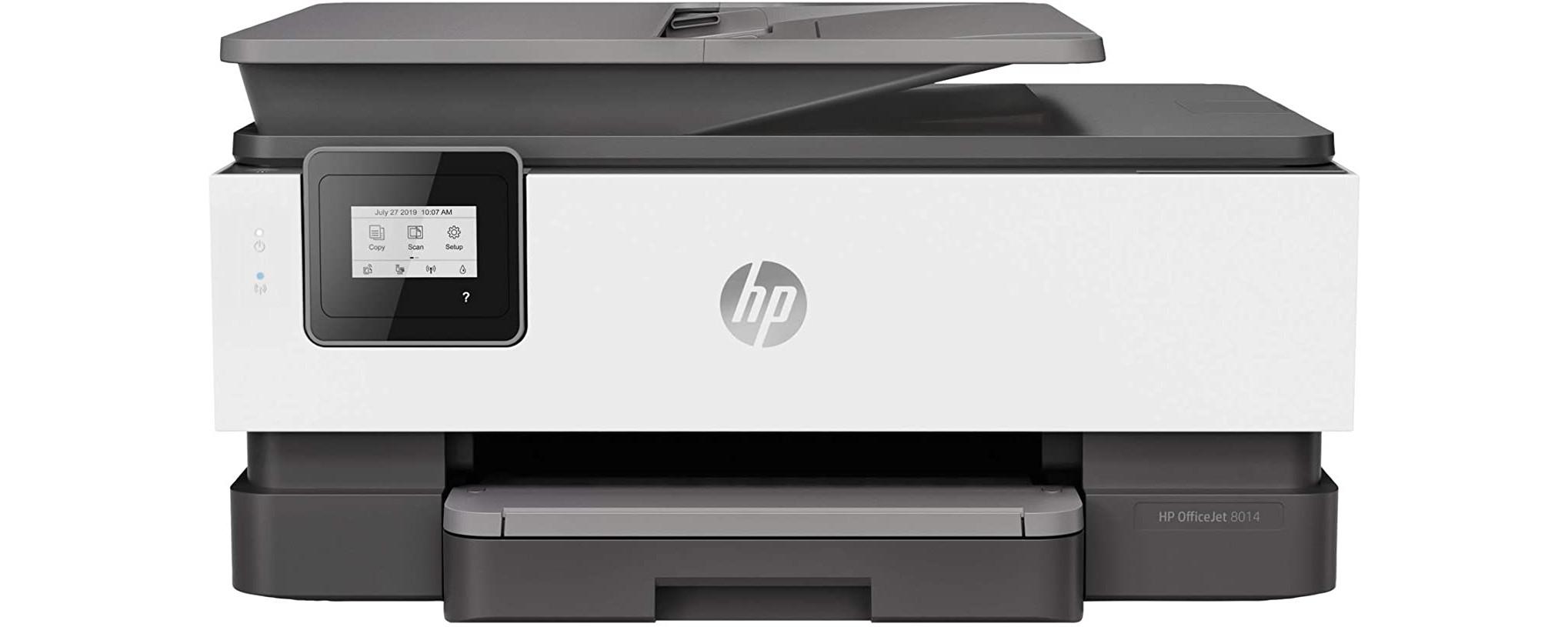 Cartuchos HP OfficeJet 8014