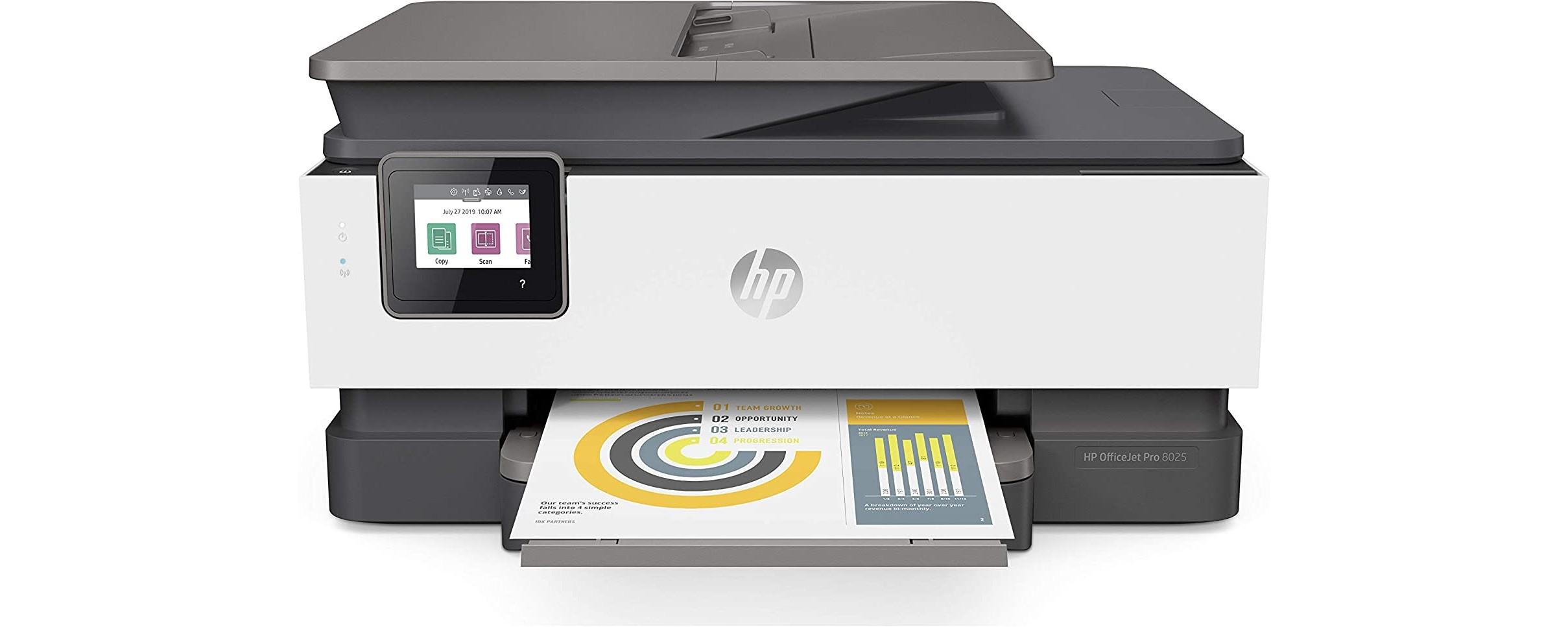Cartuchos HP OfficeJet Pro 8025