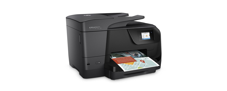 Cartuchos HP OfficeJet Pro 8715