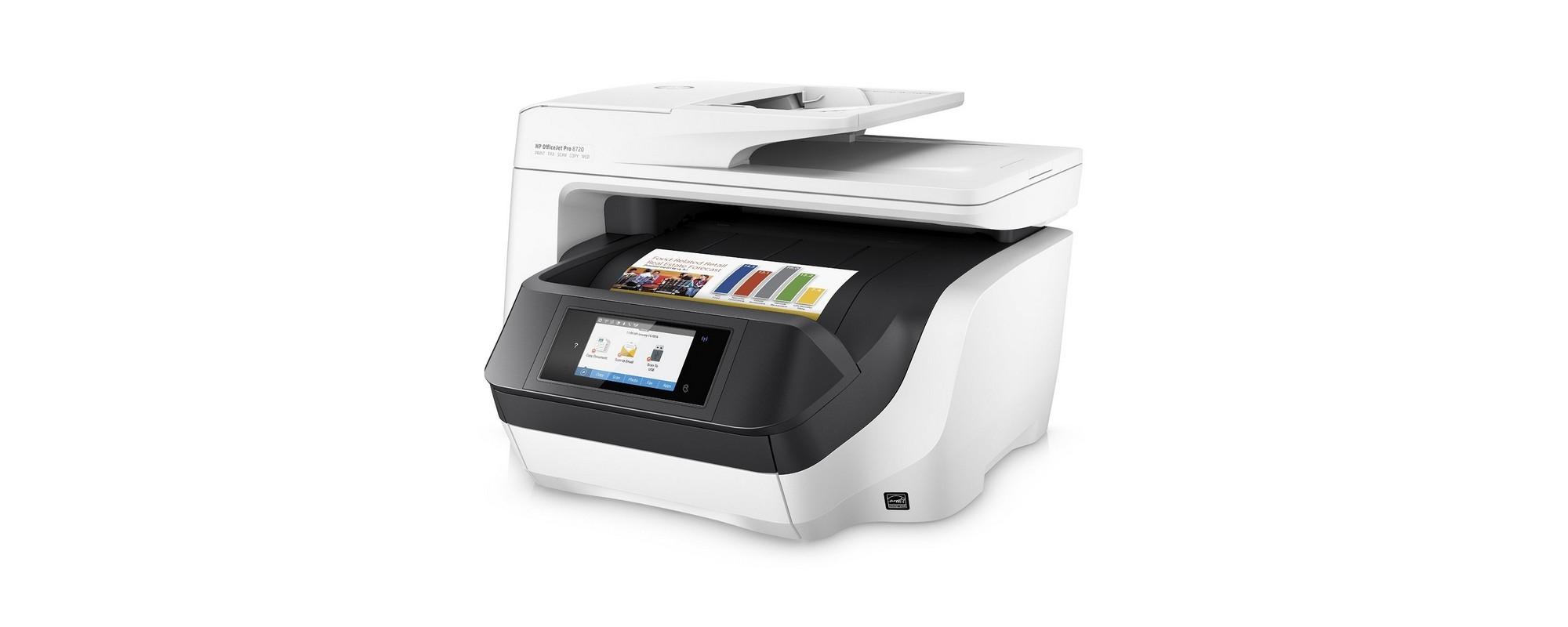 Cartuchos HP OfficeJet Pro 8720