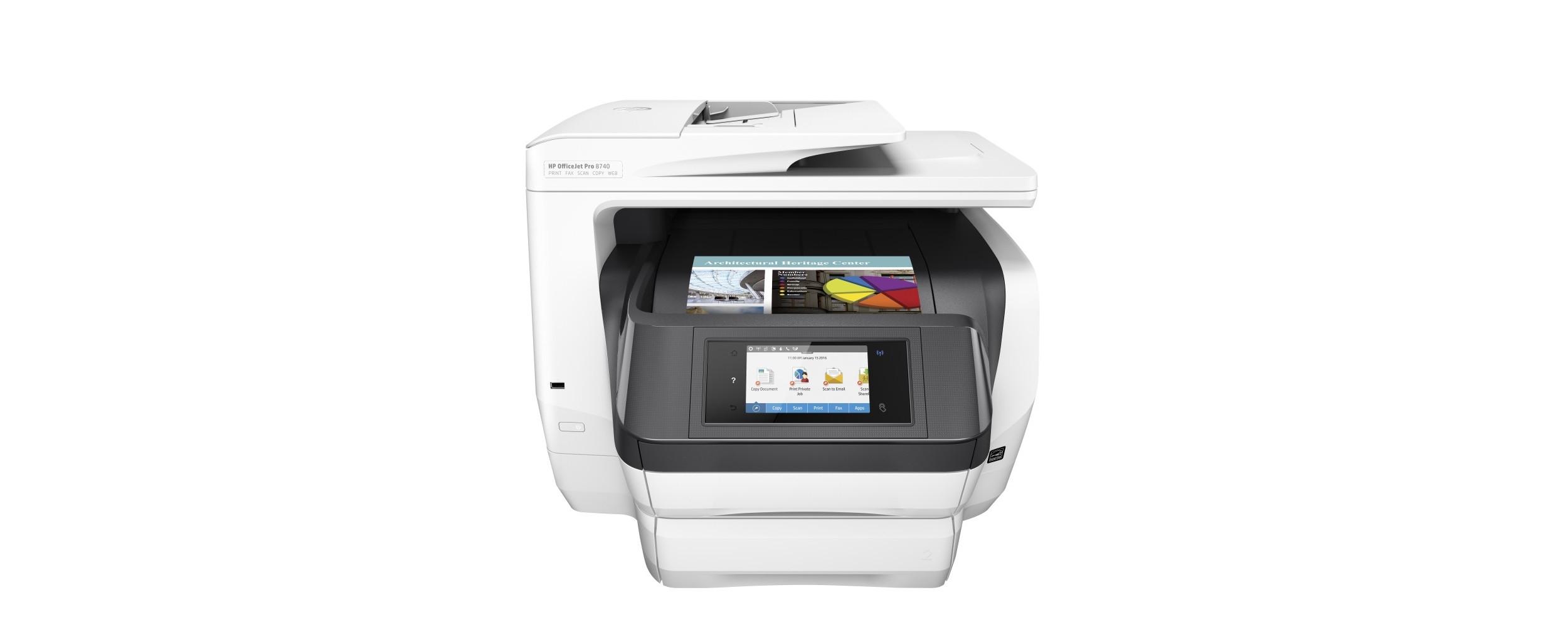 Cartuchos HP OfficeJet Pro 8740
