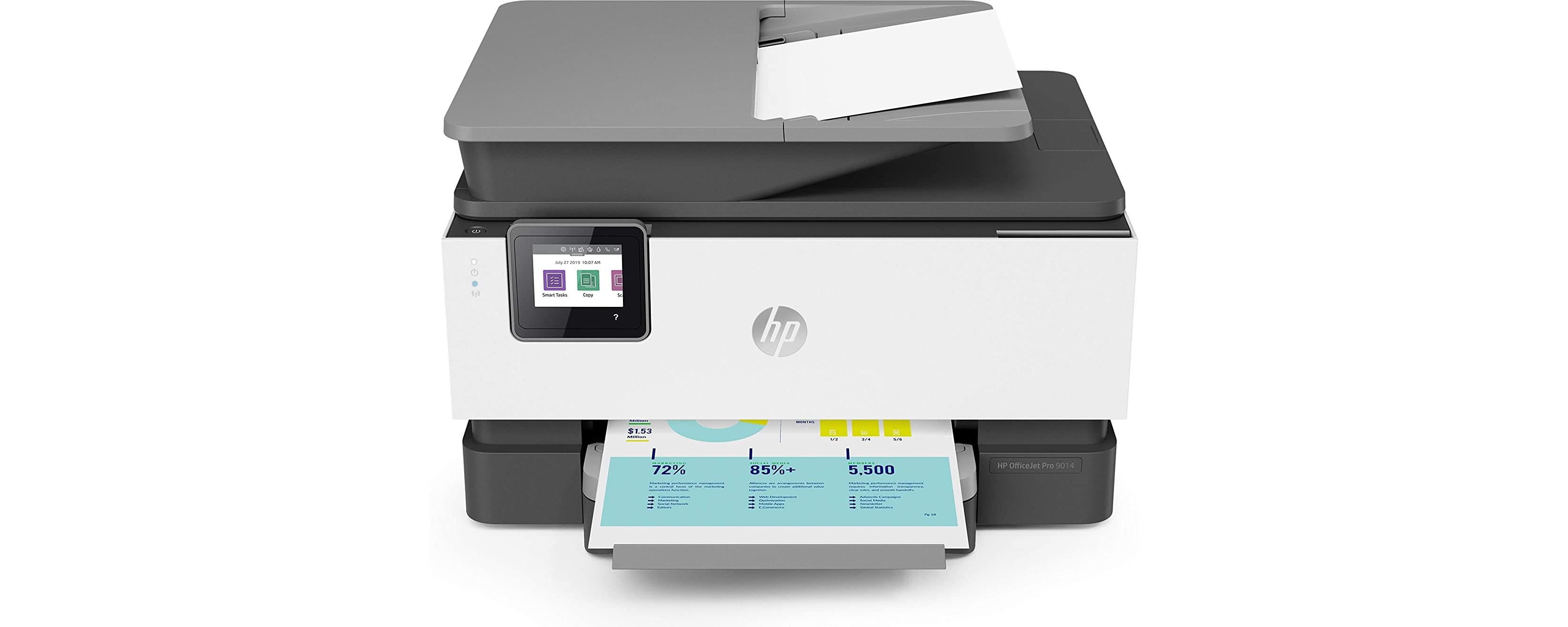 Cartuchos HP OfficeJet Pro 9014