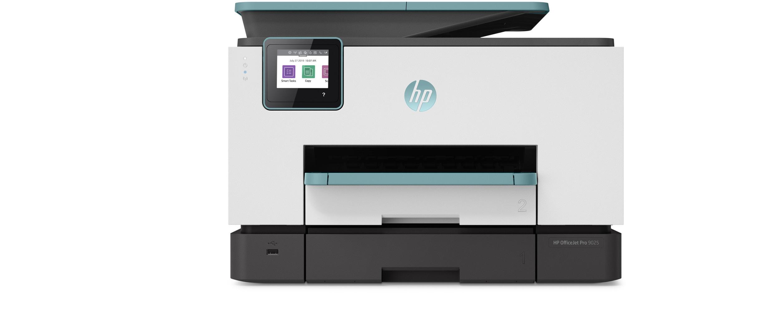 Cartuchos HP OfficeJet Pro 9025
