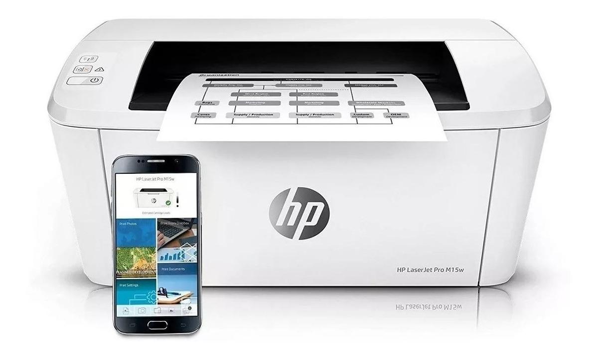 Tóner HP Laserjet pro M15W