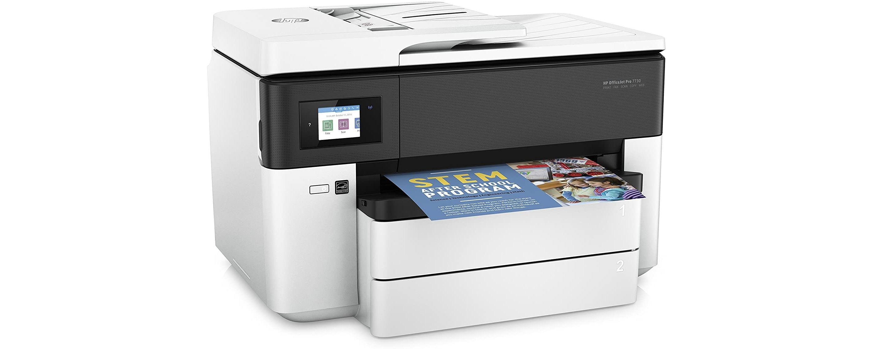 Cartuchos HP OfficeJet Pro 7730