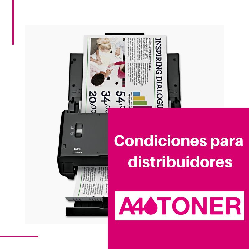 distribuidores a4toner