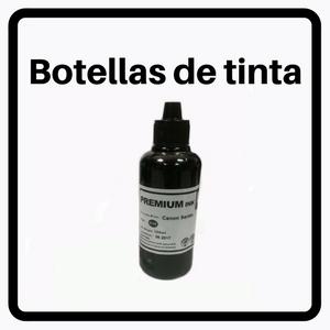 botellas de tinta para recargar cartuchos